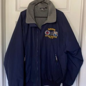 9/11 NYPD FDNY jacket twin towers mens jacket